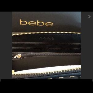 "bebe Bags - Brand New ""bebe"" Studded Wallet"